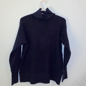 CALVIN KLEIN WOMENS TURTLE NECK SWEATER